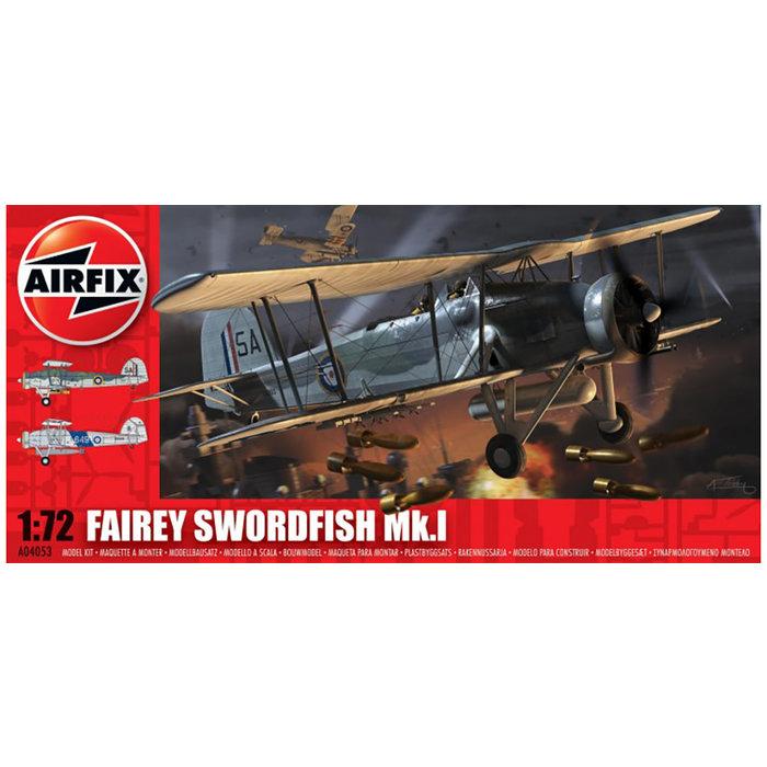 1:72 Fairey Swordfish Mk.I Kit