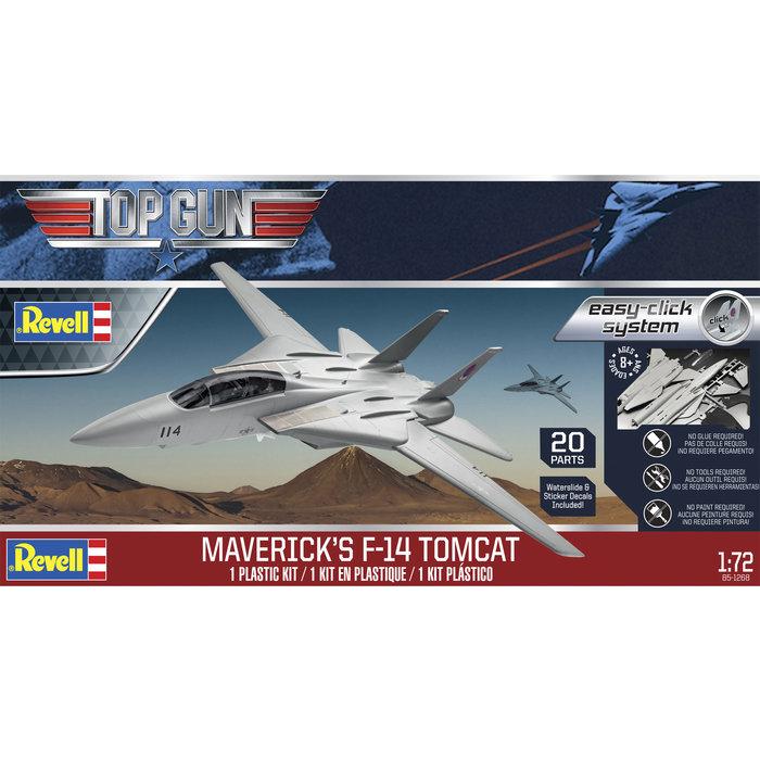 F-14 Tomcat Top Gun - Classic Easy-click
