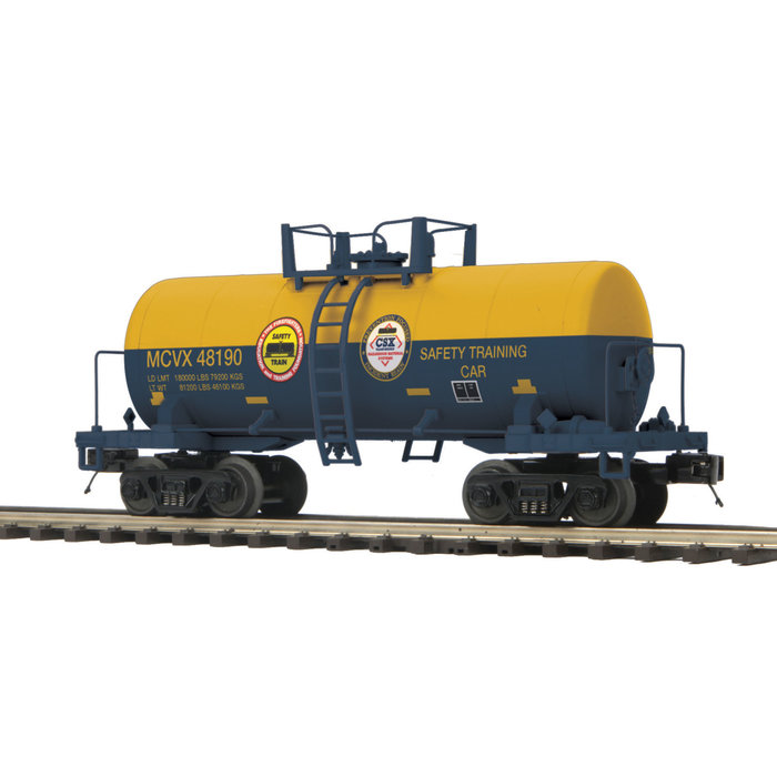O CSX 8000 Gallon Tank Car