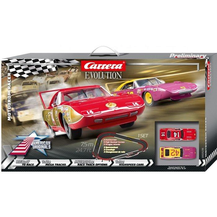 Motodrom Racer, Evolution 1/32 Set