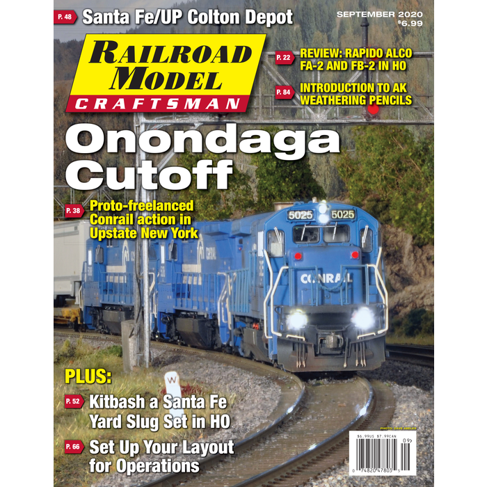 Copy of Railroad Model Craftsman Aug. '20