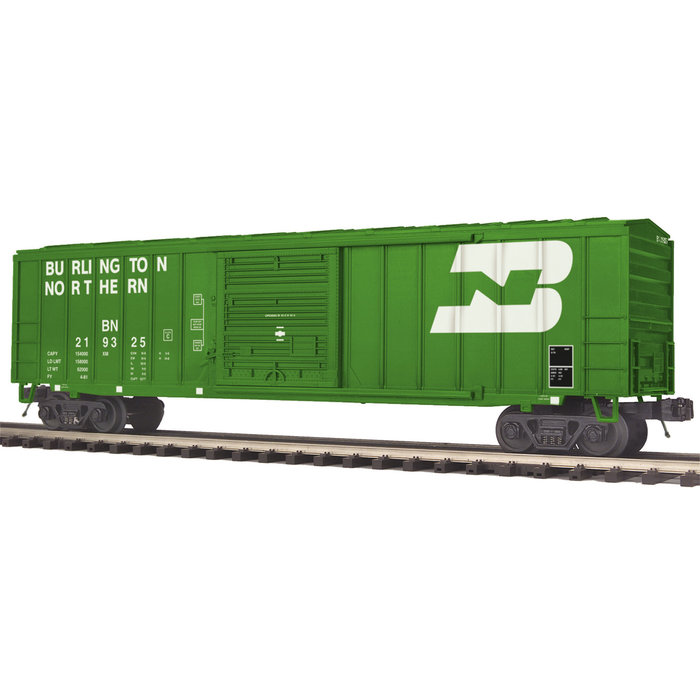O Burlington Northern 50' Boxcar