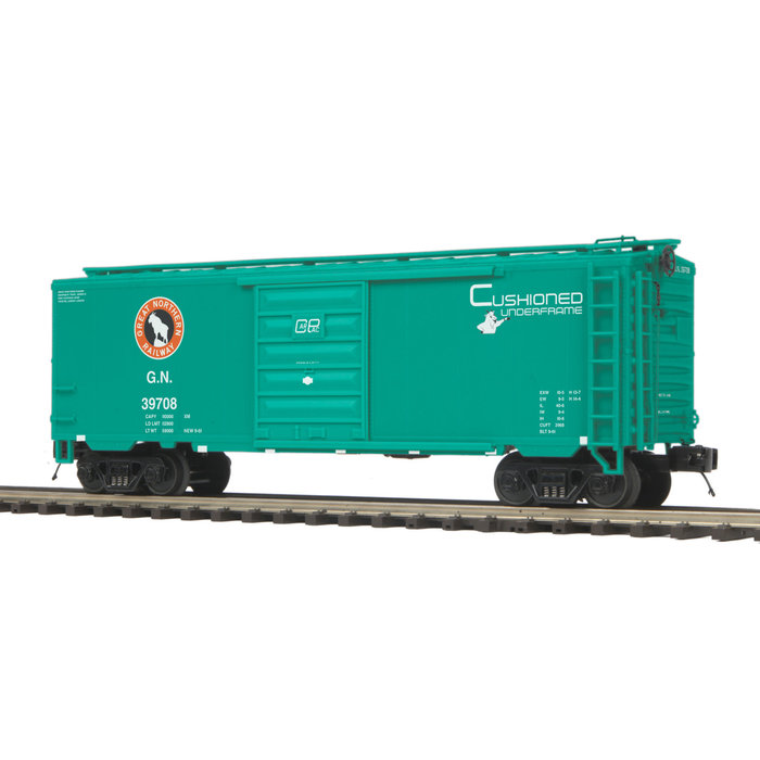O 40' Boxcar Great Northern