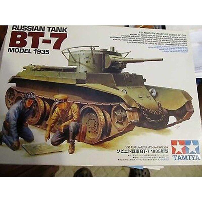 Russian Tank BT-7 Model 1935 1/35