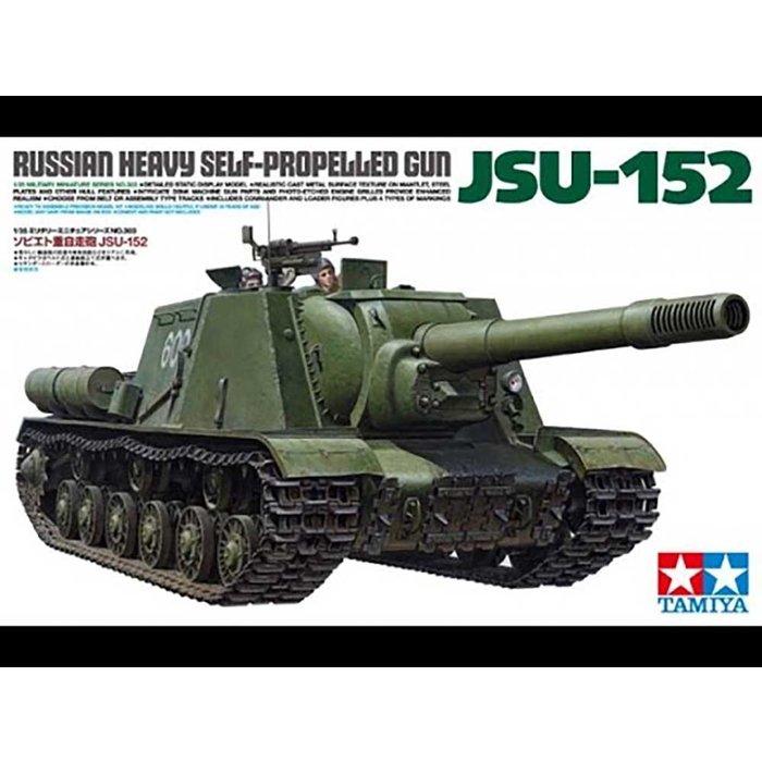 Russian JSU-152  1/35