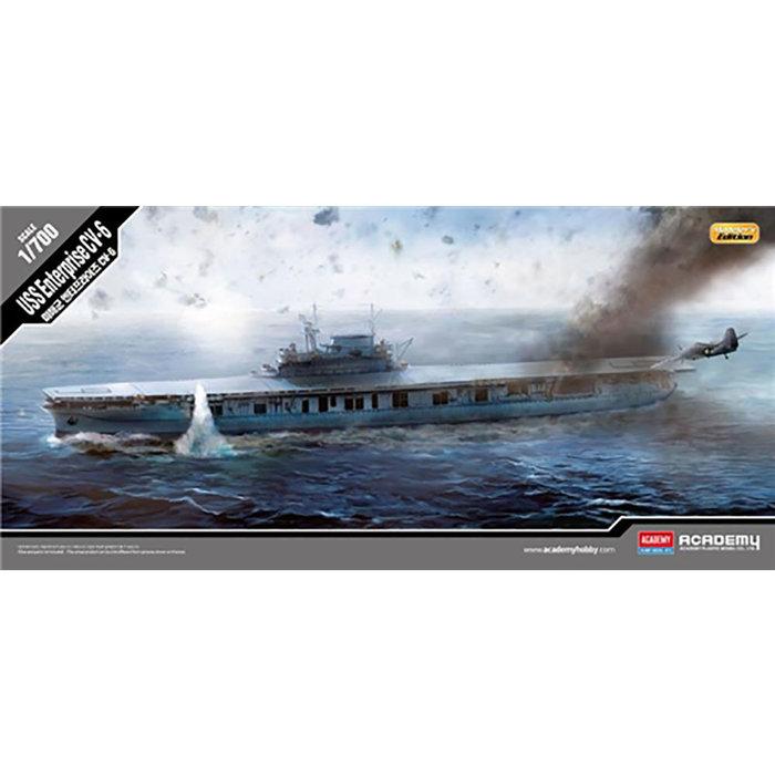 1/700 USS Enterprise CV-6 Modeler's Edition