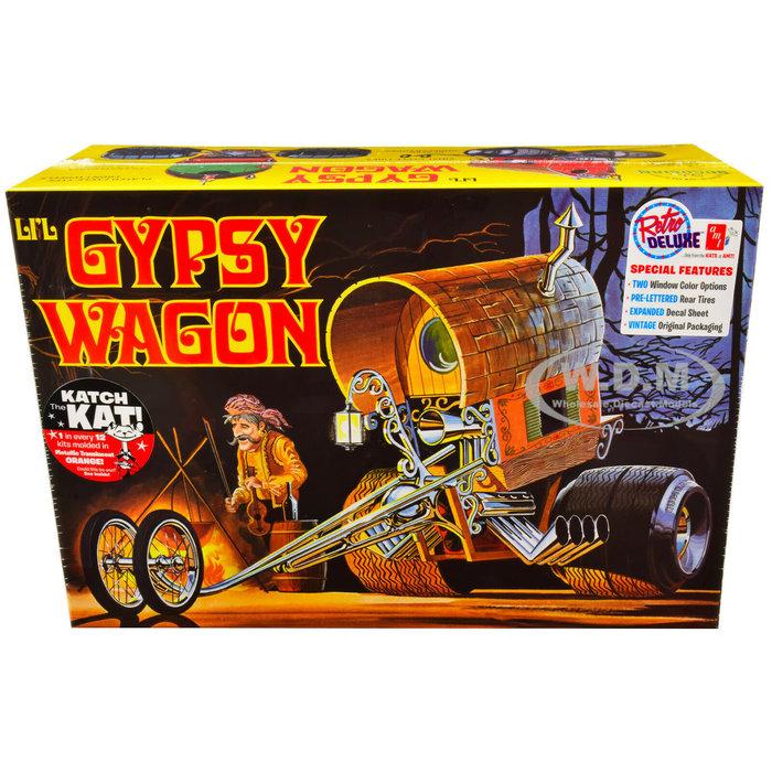 1/25 Li'l Gypsy Wagon Show Rod Skill 2