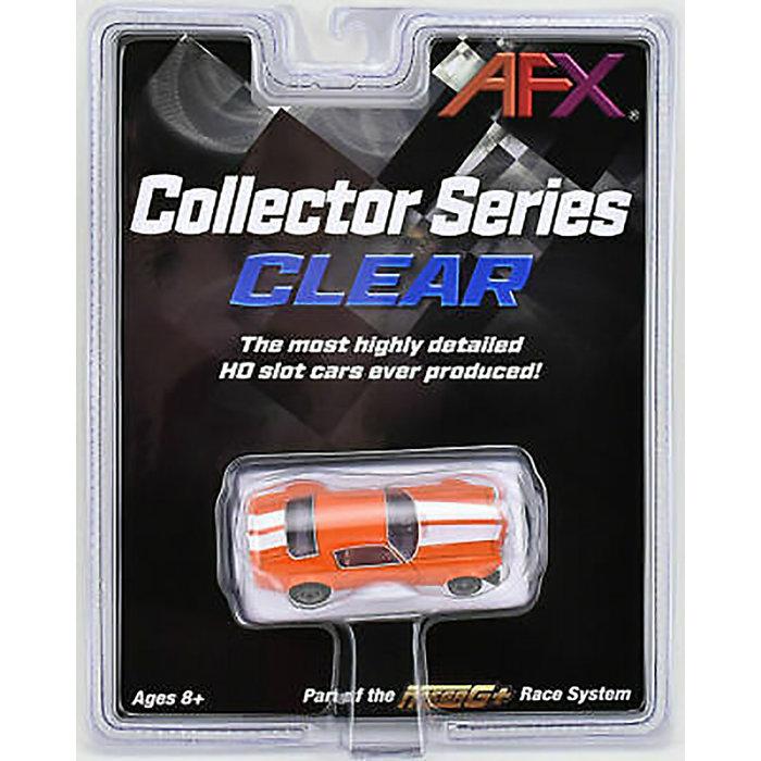 Camaro CLEAR - SS396 - Orange