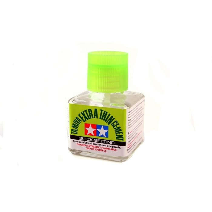 Extra-Thin Cement 40ml (Quick-Setting)