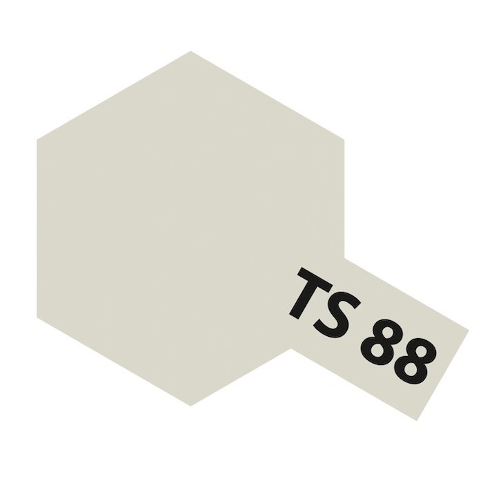 Spray TS-88 Titanium Silver