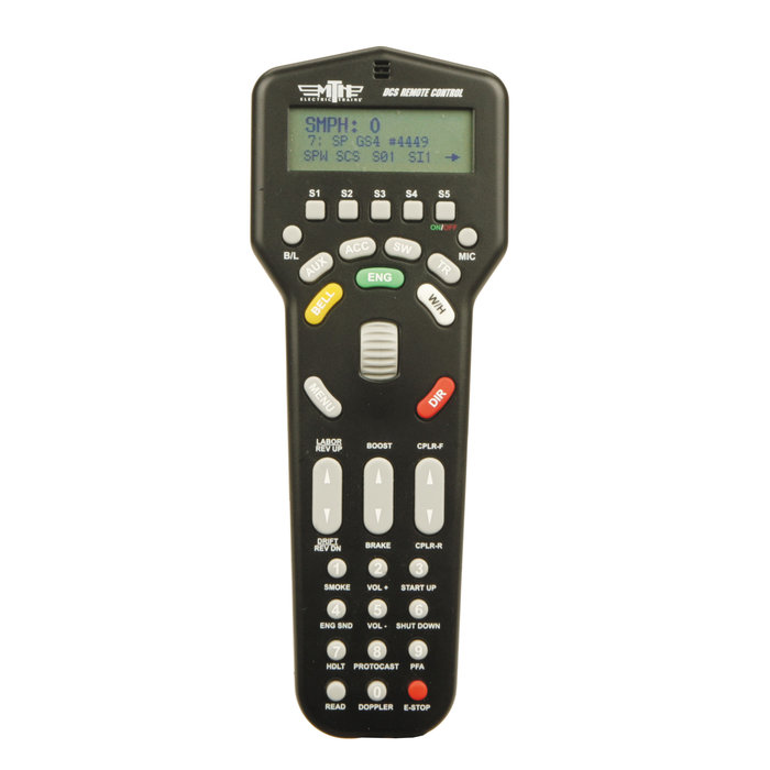 O DCS Remote Control/Handheld Unit