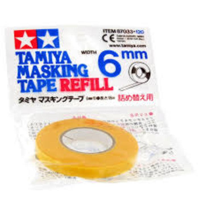 Masking Tape 6mm Refill