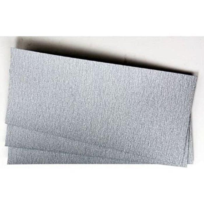 Finishing Abrasives P600 - 3 Sheets
