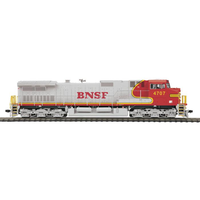 HO Dash-9 Diesel BNSF #4707 DCC Ready