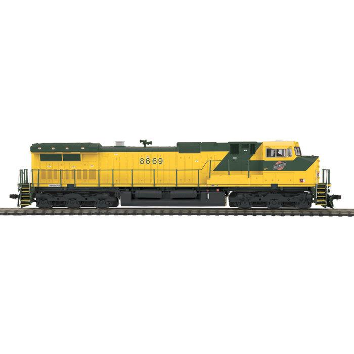 HO C44-9W Diesel CNW #8669/3.0