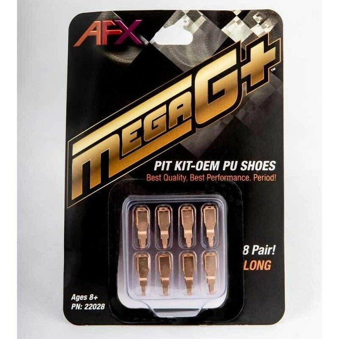 Mega G+ Pit Kit PU Shoes - Long