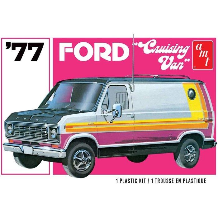 1/25 1977 Ford Cruising Van 2T Skill 2