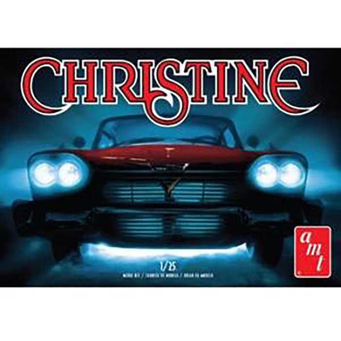 1/25 CHRISTINE 58 PLYMOUTH RED