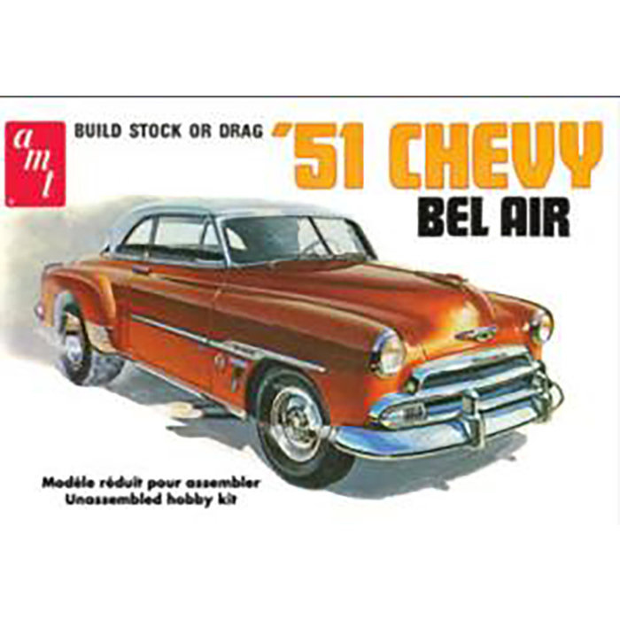 1/25 1951 CHEVY BEL AIR