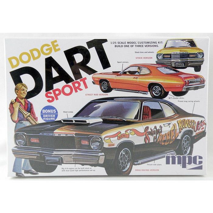 1/25 1976 Dodge Dart Sport Skill 2
