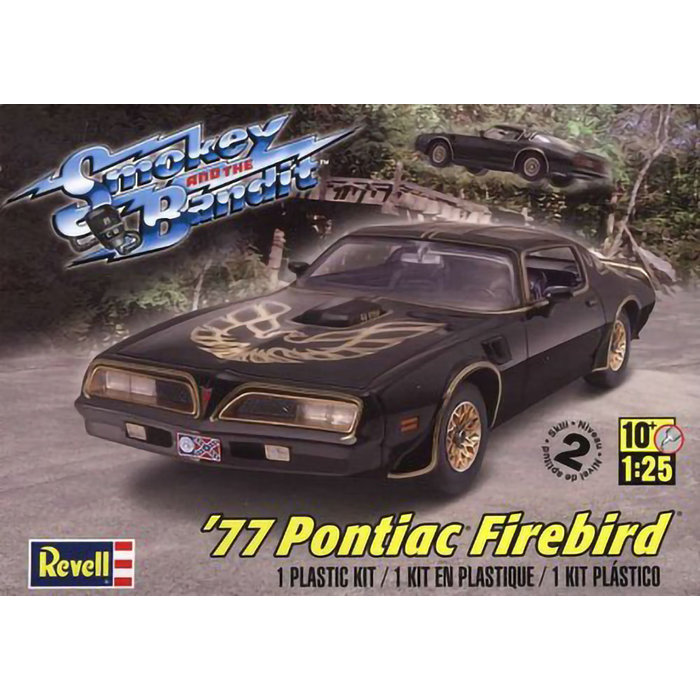 S&B '77 Firebird New Licenses
