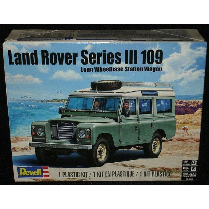 1/25 Land Rover Series Iii Skill 5