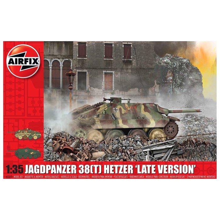 """JagdPanzer 38 tonne Hetzer """"Late Version"""""""