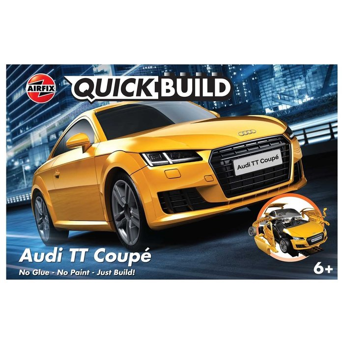 QUICKBUILD Audi TT Coupe