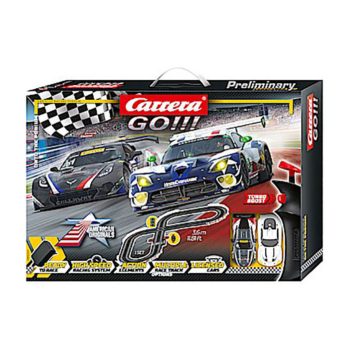 GO!!! Onto the Podium  1/43 Set