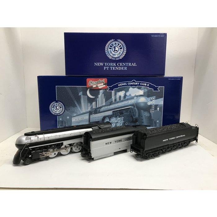 Lionel 6-38000/38097 O CCII ESE NYC 4-6-4 W/PT Tender (TMCC)
