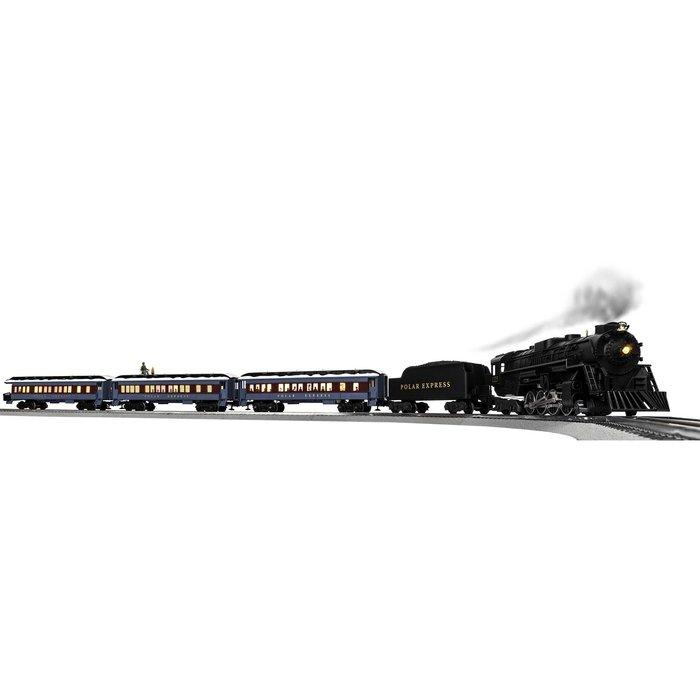 O LionChief Polar Express Hobo Steam Set/2-8-4