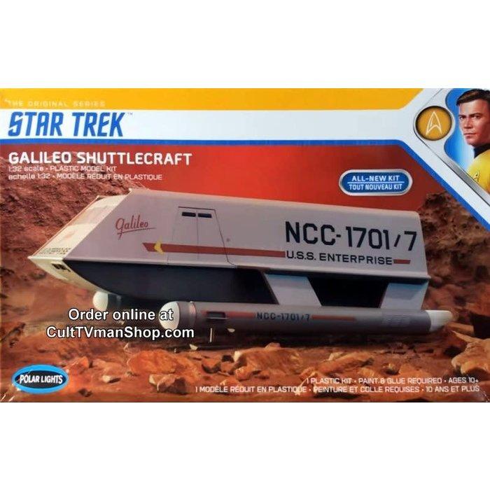 Galileo Shuttle*Brand New Tooling* Skill 2