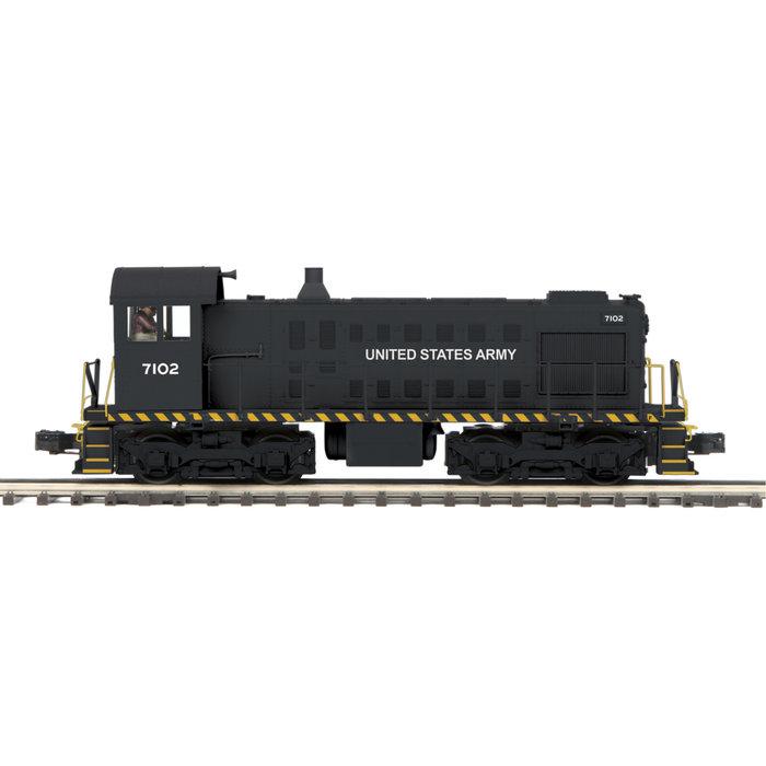 MTH 20-20889-1 O S-2 Diesel US Army #7102/3.0