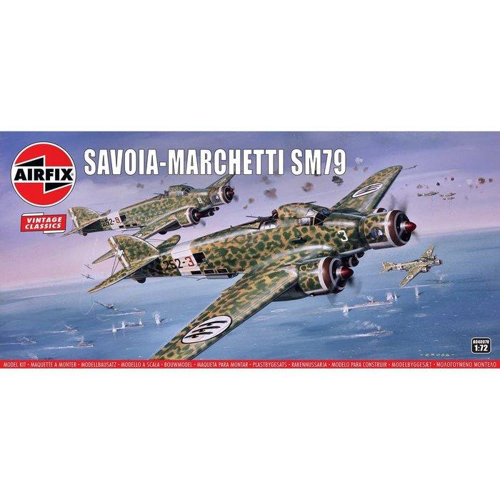 1/72 Savoia-Marchetti SM79