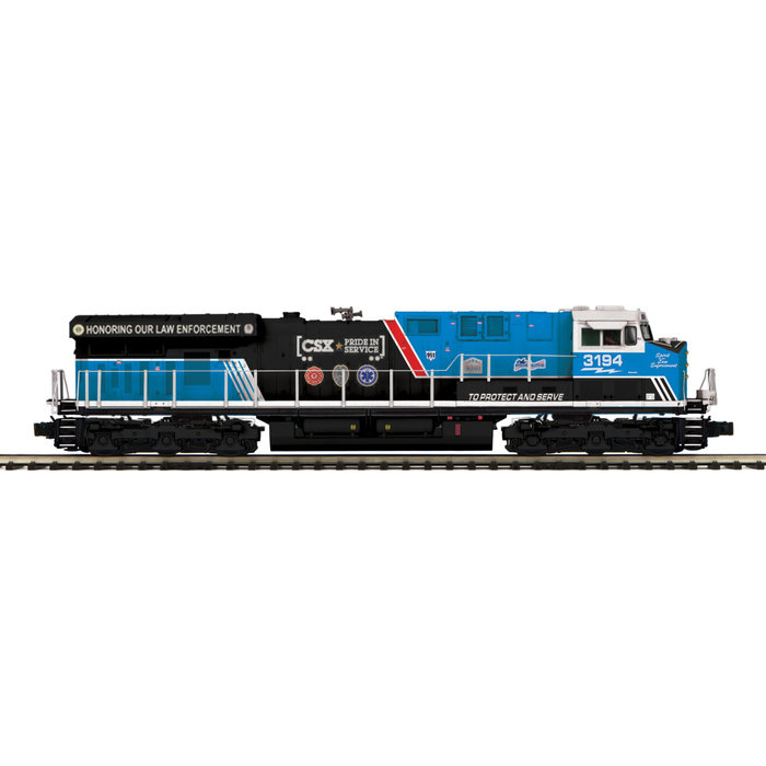 O ES44AC Diesel w/ PS3 CSX #3194