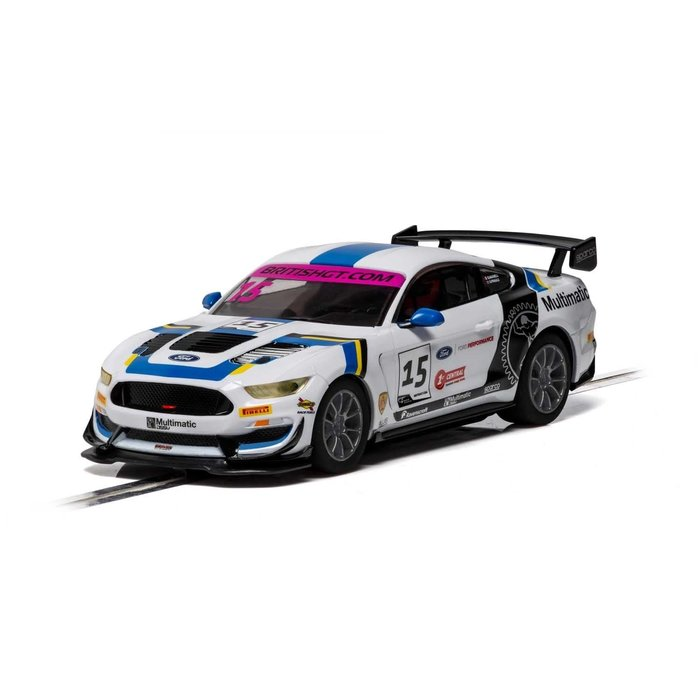 Ford Mustang GT4 - British GT 2019 - Multimatic Motorsports