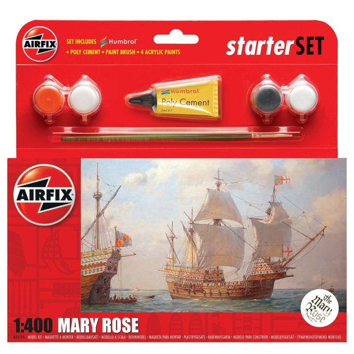 Starter Set Mary Rose