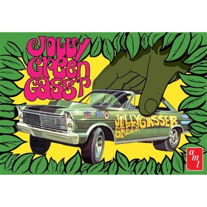 1/25 1965 Ford Galaxie Jolly Green Gasser Skill 2