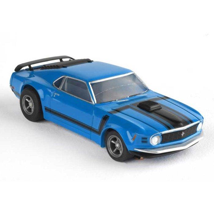 Mustang CLEAR - Boss 302 - Blue