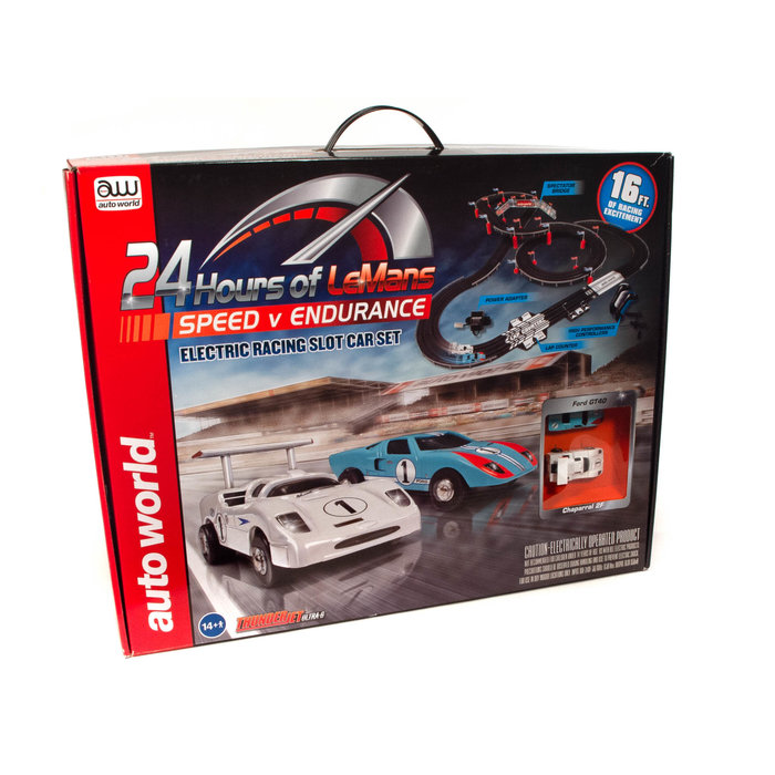 16' 24 Hours of Le Mans Speed V Endurance1966 Ford GT40 *  C