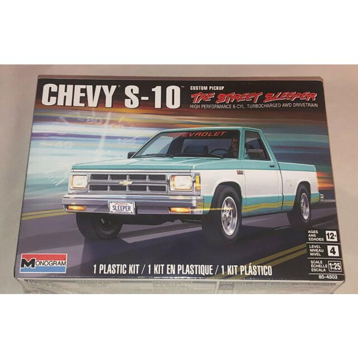 Chevy S-10 Custom Pickup Skill 4
