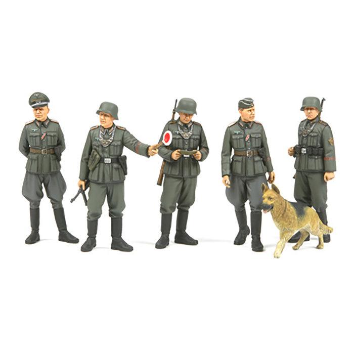 WWII German Field Military Police