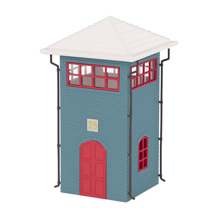 O North Pole Trackside Yard Tower