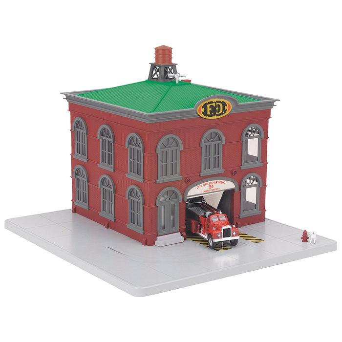 O Engine Company 54 Operating Firehouse