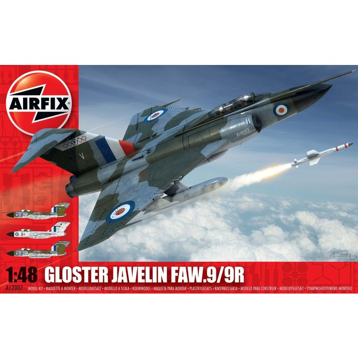 1:48 Gloster Javelin