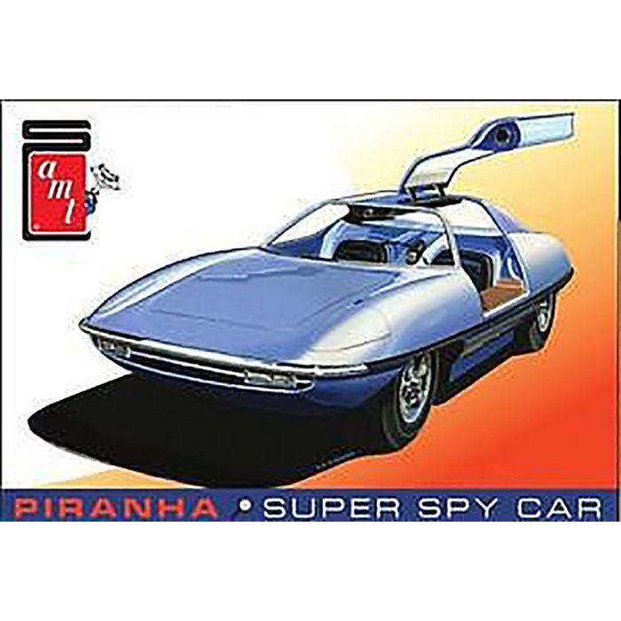 PIRANHA SPY CAR   1/25