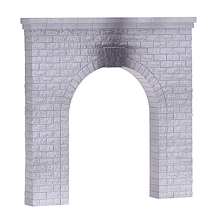 O Single Tunnel Portal