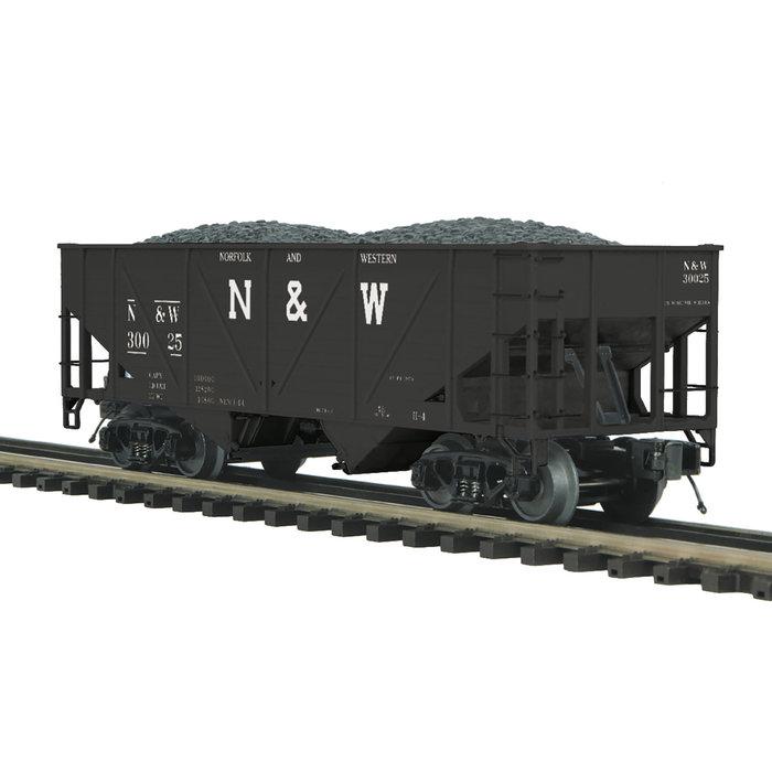 O N&W 34' Composite Hopper Car #30025