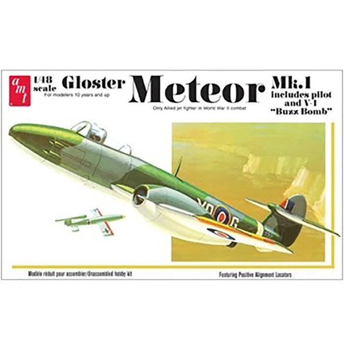 Gloster Metor MK-1 Fighter