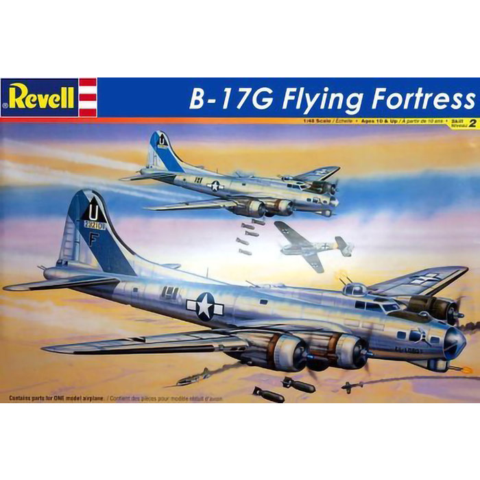B-17G Flying Fortress 1/48